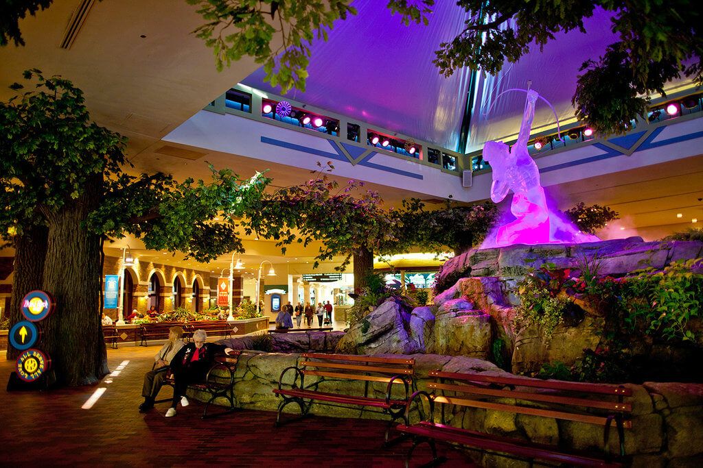 Foxwoods Casino in Connecticut