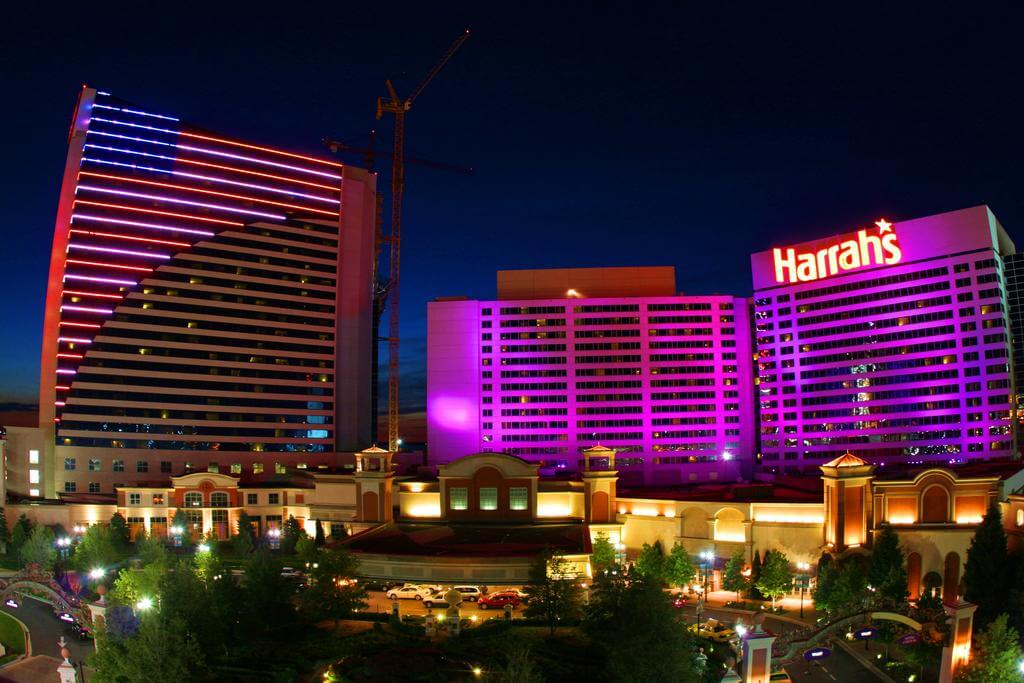 Harrah's Resort in Atlantic City